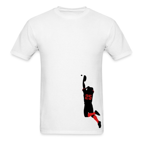 Bourjos: Robbed - Men's T-Shirt