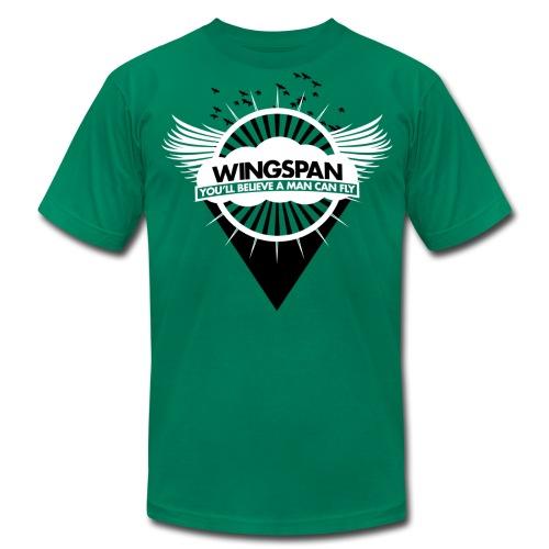 Wingspan Tee 4 - Men's Fine Jersey T-Shirt
