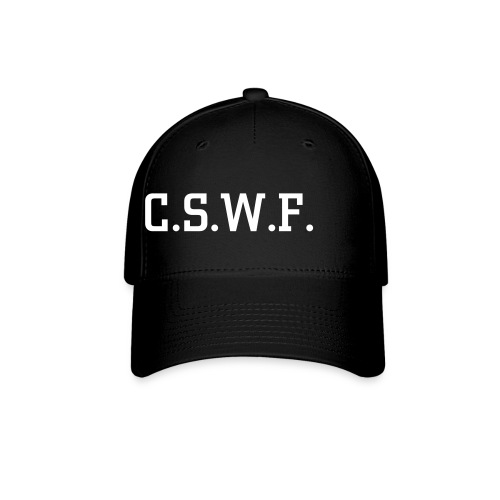 Can't Save The World Foundation - Baseball Cap