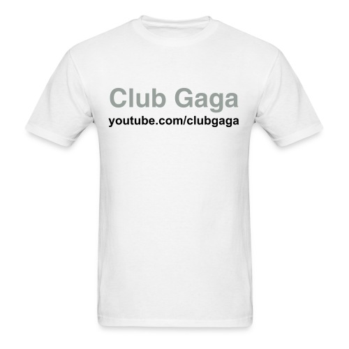 Club Gaga Regular Men's T-Shirt - Men's T-Shirt