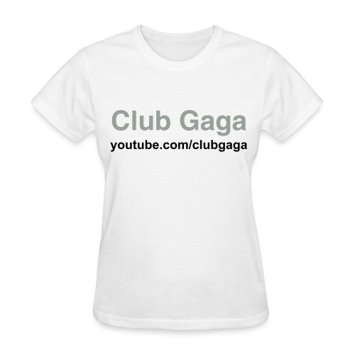 Club Gaga Regular Women's T-Shirt - Women's T-Shirt