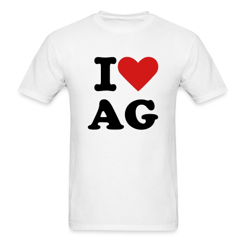 I LUV AG - Men's T-Shirt