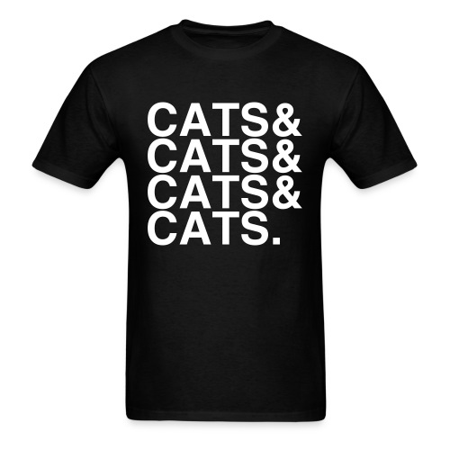 CATS - Men's T-Shirt