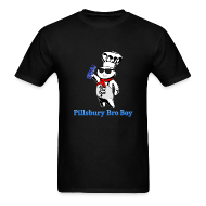 T-Shirts ~ Men's T-Shirt ~ Pillsbury Bro Boy