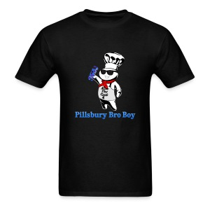 Pillsbury Bro Boy - Men's T-Shirt