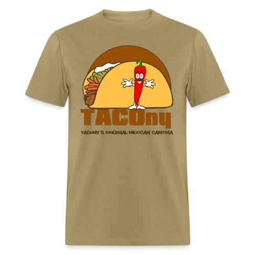 TACONY MEXICAN CANTINA - Men's T-Shirt