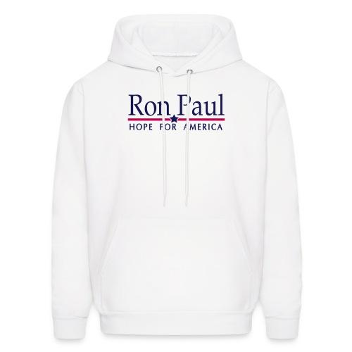 Ron Paul 2012 - Men's Hoodie