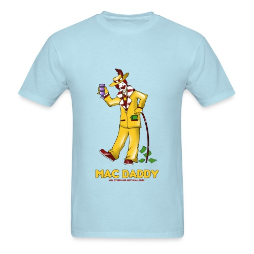 MacDaddyD - Men's T-Shirt