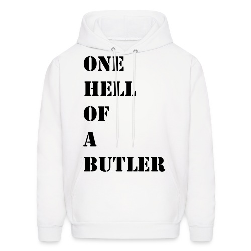 [KURO] One Hell Of A Butler - Men's Hoodie