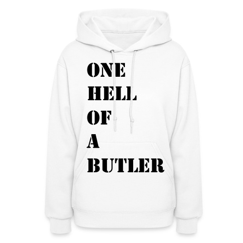 [KURO] One Hell Of A Butler - Women's Hoodie