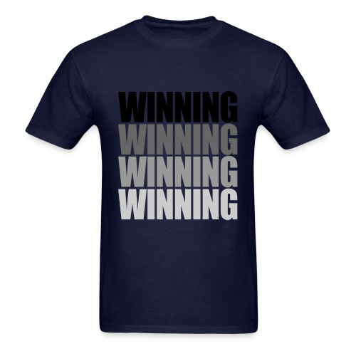Winning Shirt - Men's T-Shirt