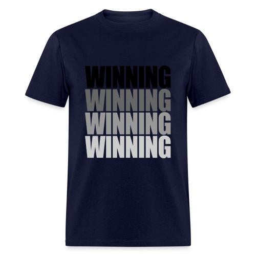 Winning Shirt - Men's T-Shirt