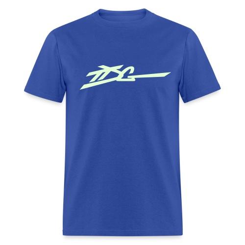 TDG GlowInDark - Men's T-Shirt