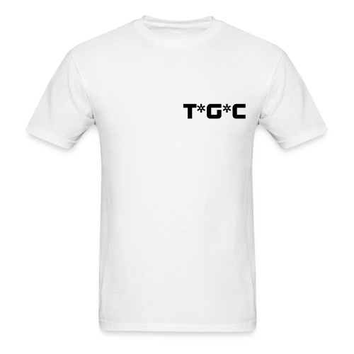 T*G*C STAFF Tee - Men's T-Shirt
