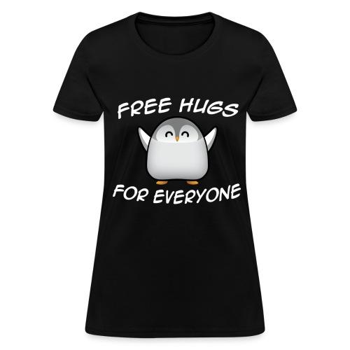 Free Hugs - Women's T-Shirt