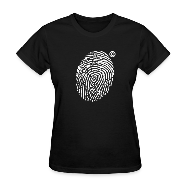 © Fingerprint Women's T-Shirts