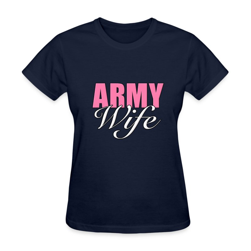 Army WIfe T-Shirt - Women's T-Shirt