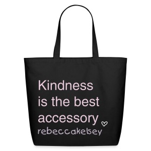 Kindness Tote Bag - Eco-Friendly Cotton Tote