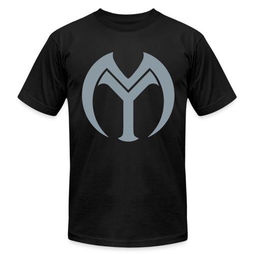 Mens YM FitnessMens Tee Shirt - Men's Fine Jersey T-Shirt
