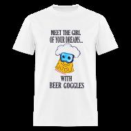 T-Shirts ~ Men's T-Shirt ~ Beer Goggles T-Shirt