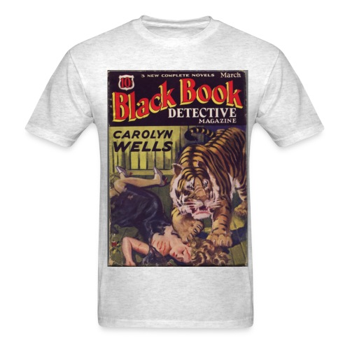 Black Book Detective 3/33 - Men's T-Shirt
