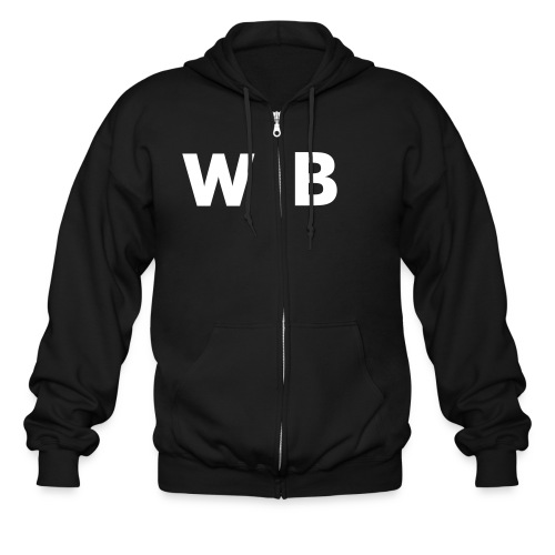 WB sweat - Men's Zip Hoodie