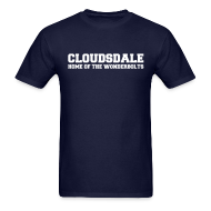 T-Shirts ~ Men's T-Shirt ~ Cloudsdale