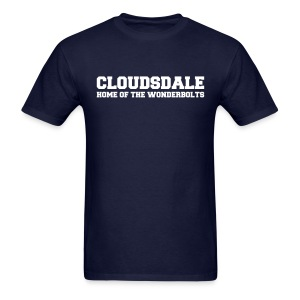 Cloudsdale - Men's T-Shirt