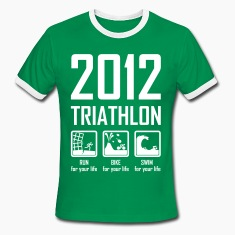 2012 Triathlon T-Shirts