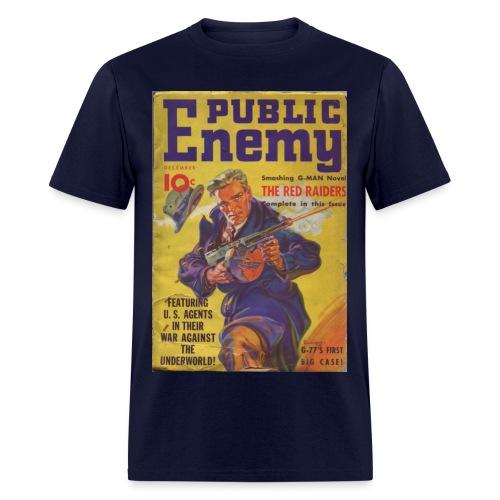 Public Enemy 1st Issue Dec 1935 - Men's T-Shirt