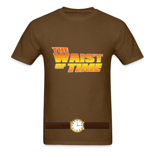 The Waist of Time! - Men's T-Shirt