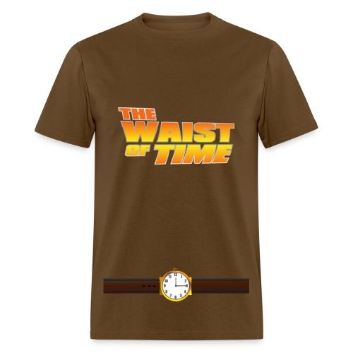 The Waist of Time! - Men's T-Shirt