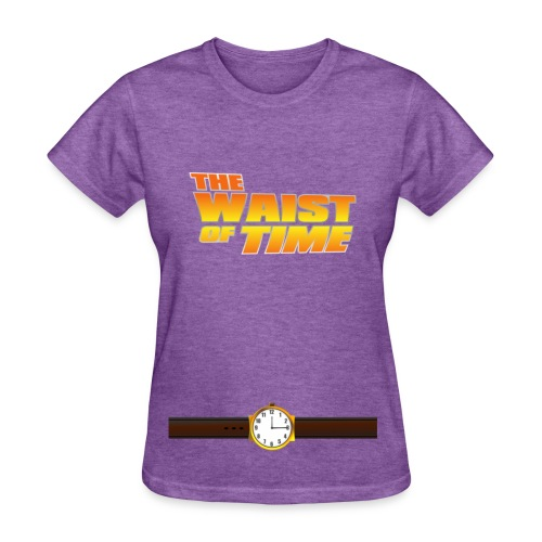 The Waist of Time!  - Women's T-Shirt