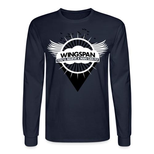 Wingspan Long Sleeve - Men's Long Sleeve T-Shirt