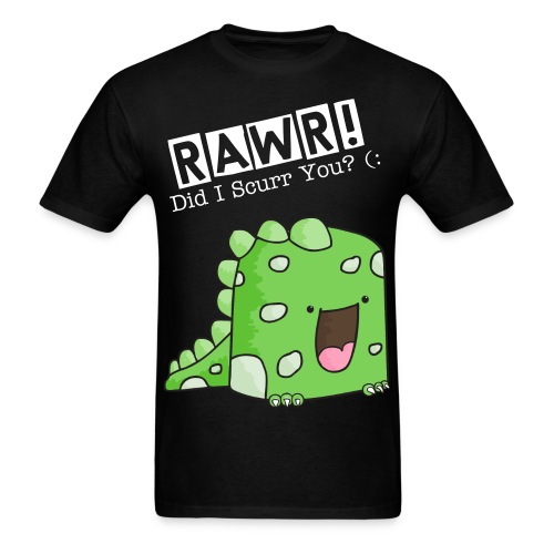 RAWR!- Mens - Men's T-Shirt