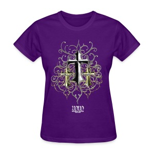 WW Cross - Women's T-Shirt