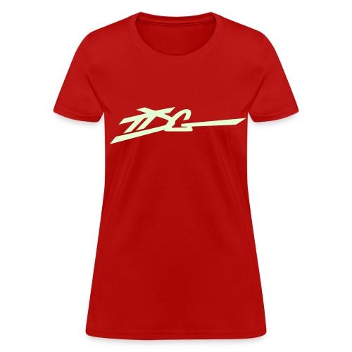 TDG GlowInDark - Women's T-Shirt