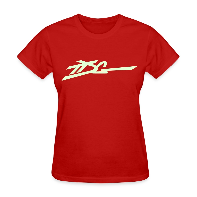 TDG GlowInDark - Women's T-Shirt