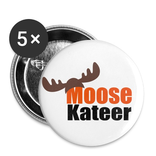 Moose-Kateer  - Small Buttons