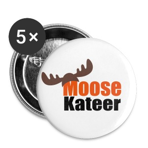 Moose-Kateer  - Large Buttons