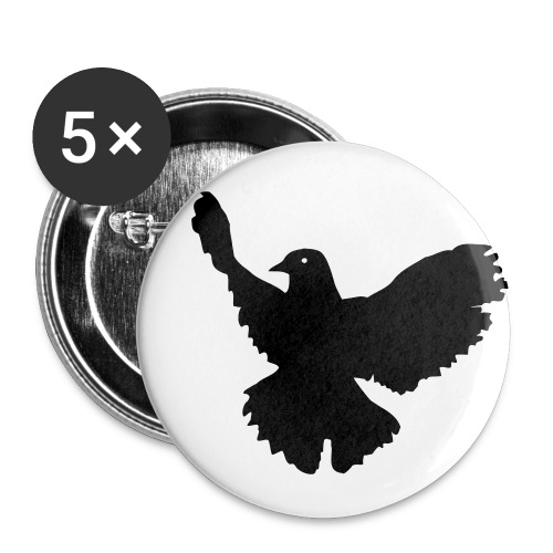 peace dove - Small Buttons