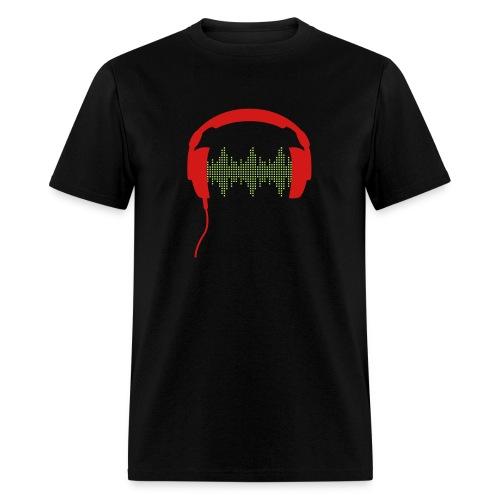 DJ Music - Men's T-Shirt
