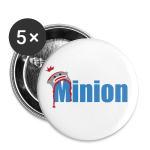 Minion  - Small Buttons