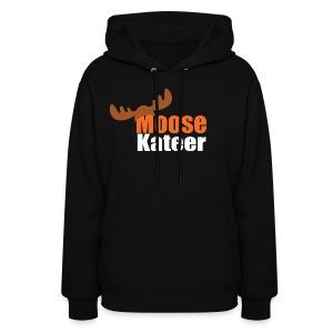 Moose-Kateer  - Women's Hoodie