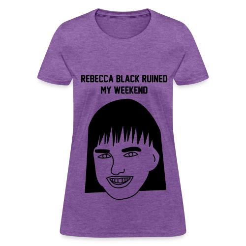Rebecca Black - Women's T-Shirt