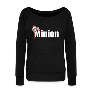 Minion  - Women's Wideneck Sweatshirt
