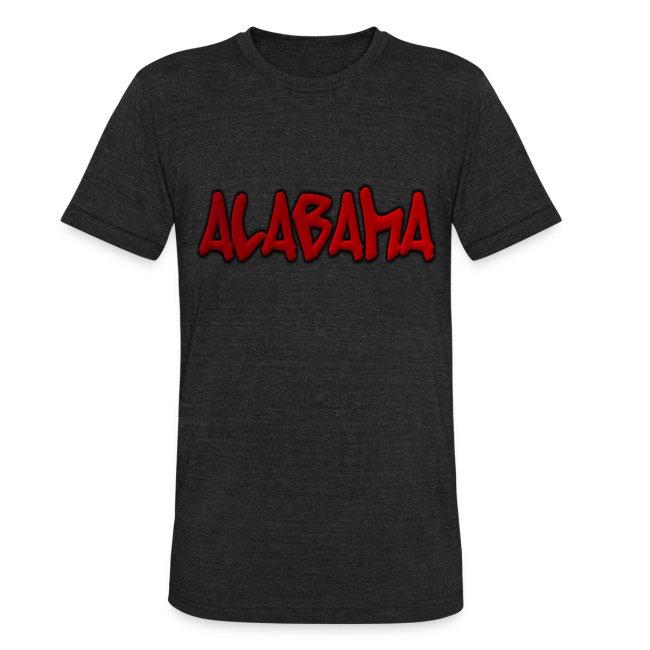 Alabama Graffiti | Unisex Tri-Blend T-Shirt