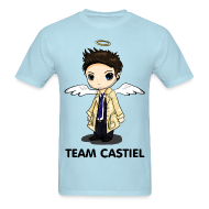 T-Shirts ~ Men's T-Shirt ~ Team Castiel
