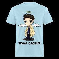 T-Shirts ~ Men's T-Shirt ~ Team Castiel