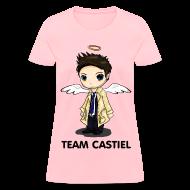 T-Shirts ~ Women's T-Shirt ~ Team Castiel